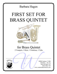 First Set For Brass Quintet