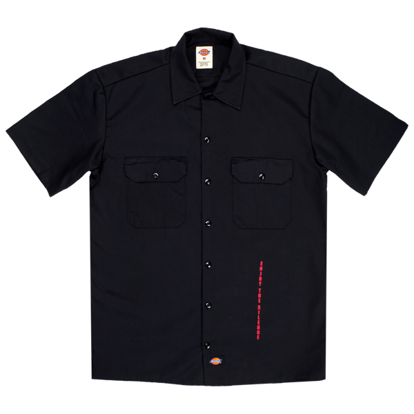 Pleasures x okokok Silence Dickies Shirt