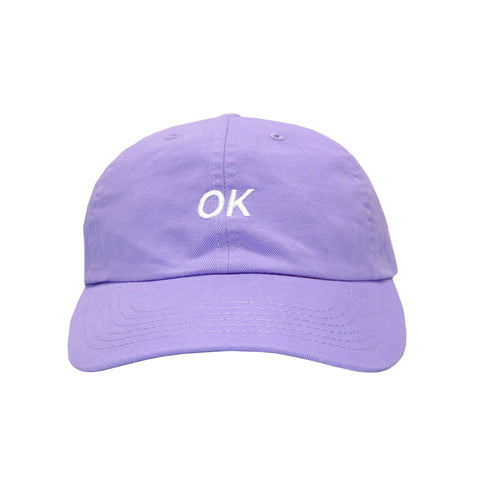 OK Purple Cap