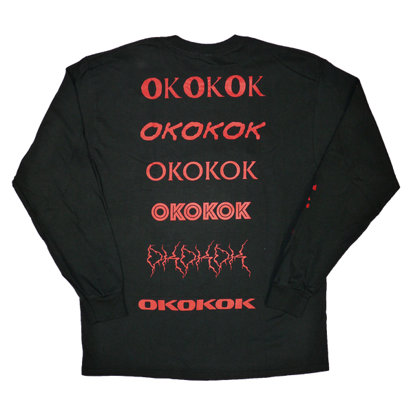 OKOKOK x have a good time LS Tee