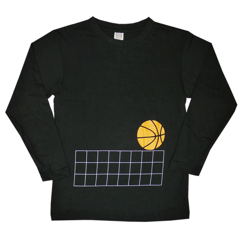 Chasing Net Youth LS Tee