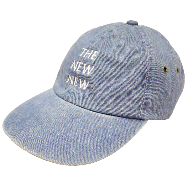The New New Denim Hat