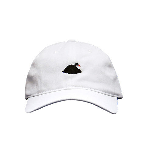 Swan Polo Cap (White)