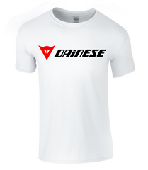 Motorbike Dainese T Shirt TOP Motorcycle Racing Bike Devil Yamaha Honda Suzuki