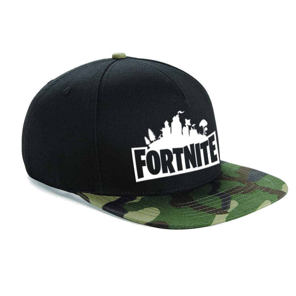 75f2c416a17 FORTNITE SNAPBACK CAP HAT CHILDRENS AND ADULTS SNAP BACK GAMING CAP  Youtuber ALI