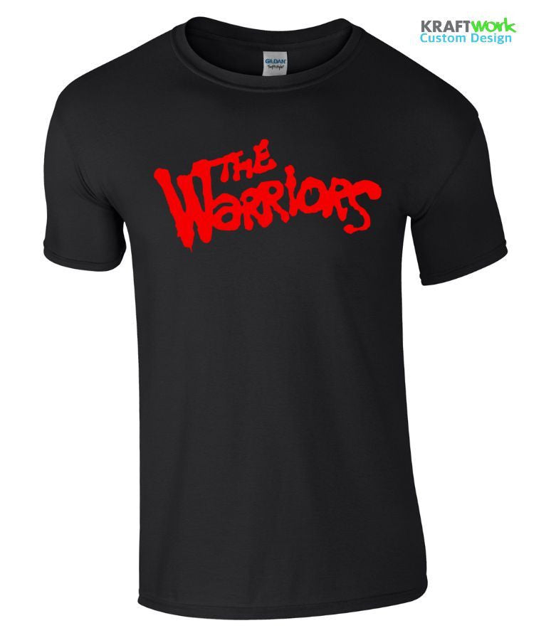 The WARRIORS T-Shirt 70's 80's 1979 TRIBUTE CULT MOVIE T SHIRT S- Sol Yurick