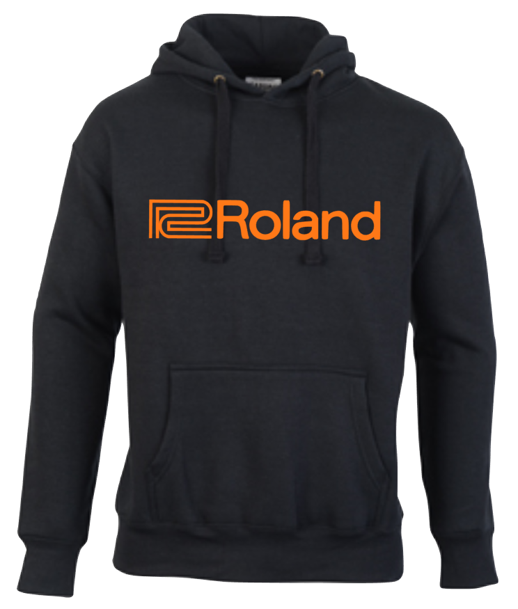 Classic ROLAND Synth Hoodie Sweatshirt -  Synthesizer JUNO 106 808 909 303 Gift