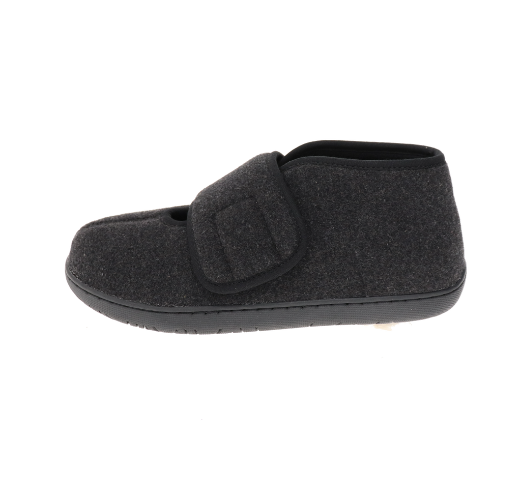 Comfort L2 Black Slipper