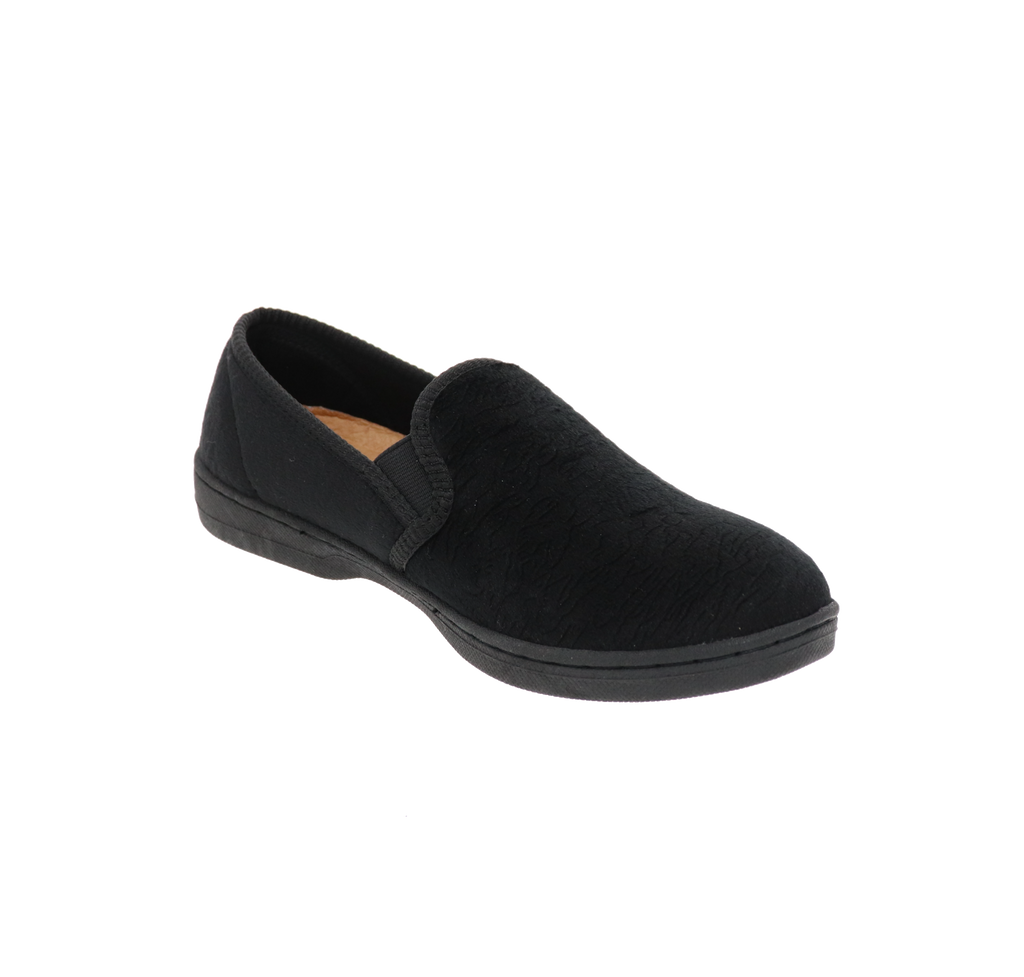 Debbie 2 Black Slipper