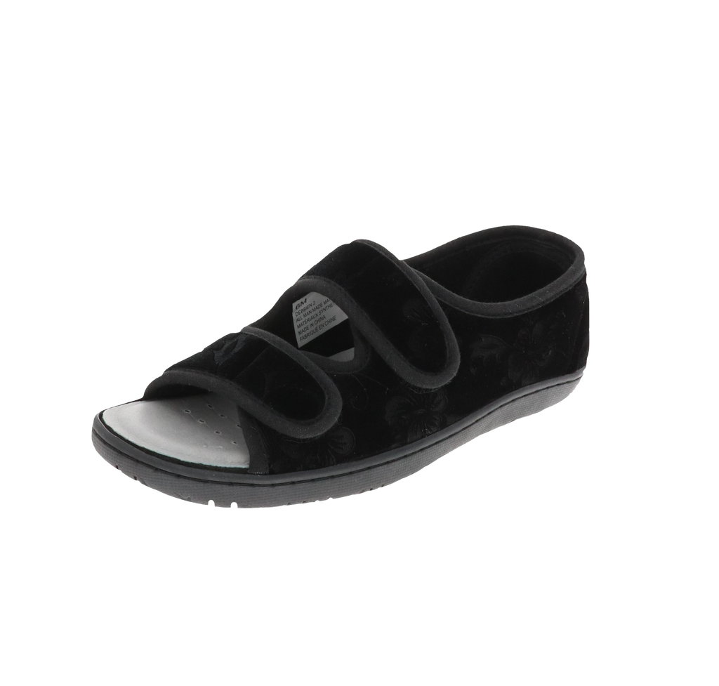 Debbien 2 Black Slipper
