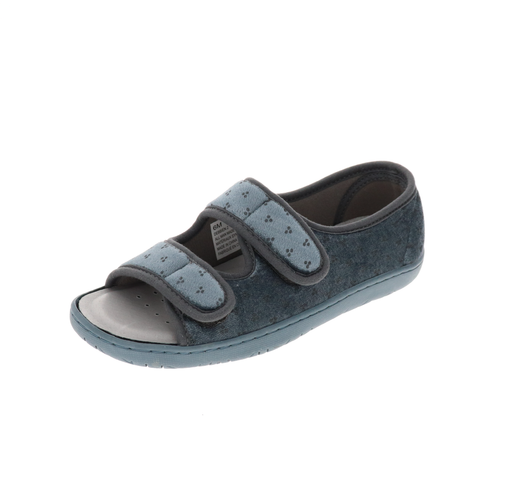 Debbien 2 Grey Slipper