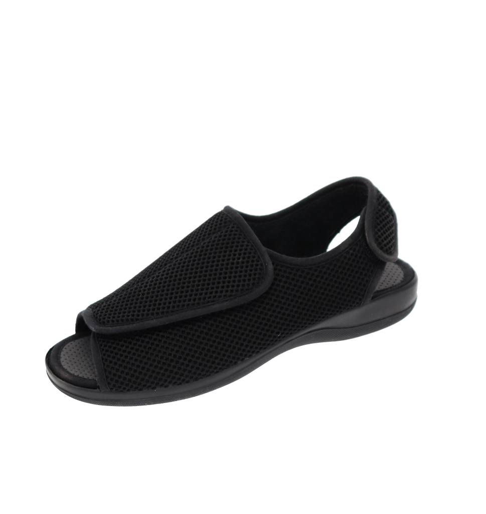 Dorothy Black Slipper