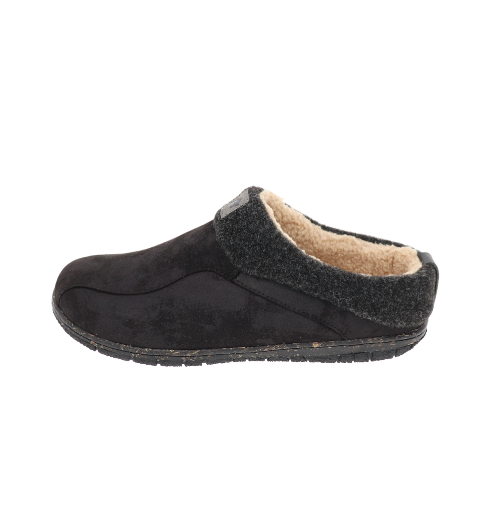 Lucas 2 Black Slipper