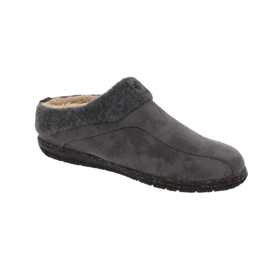 Lucas 2 Grey Slipper