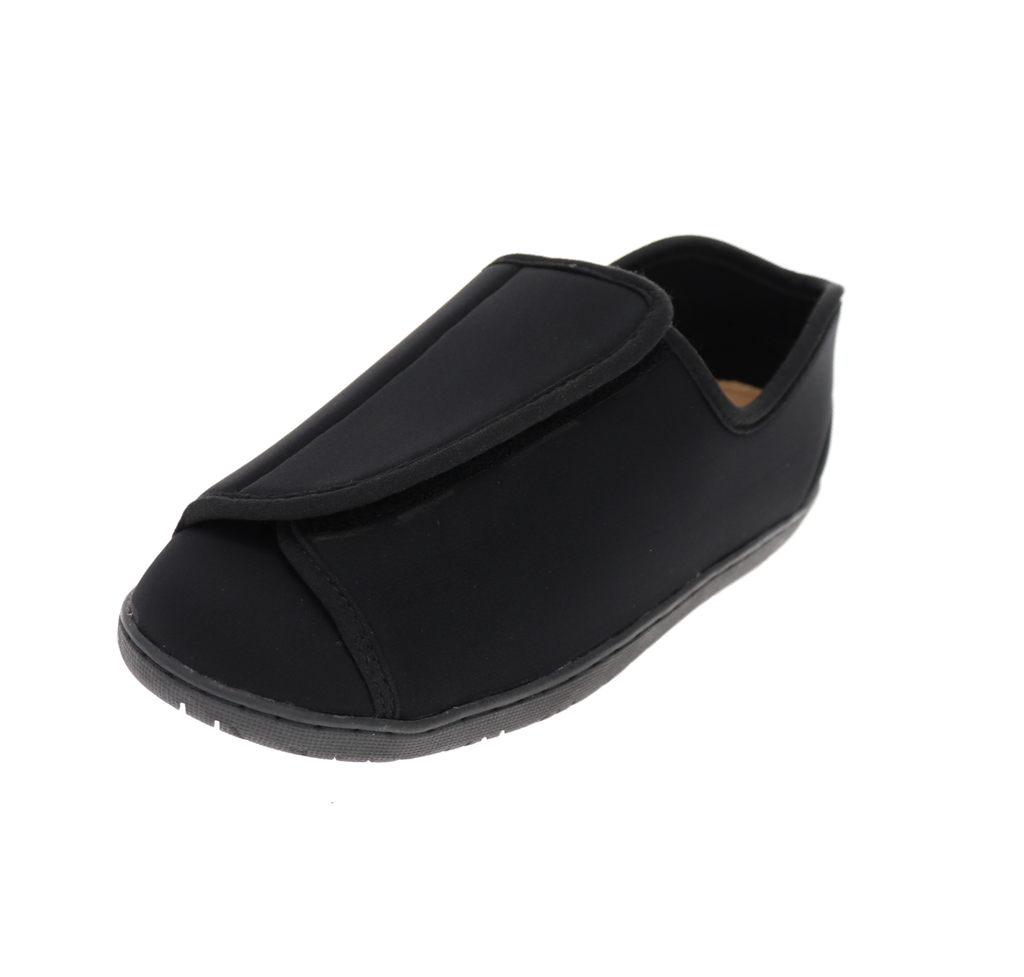 Nurse 2 Black Neoprene Slipper