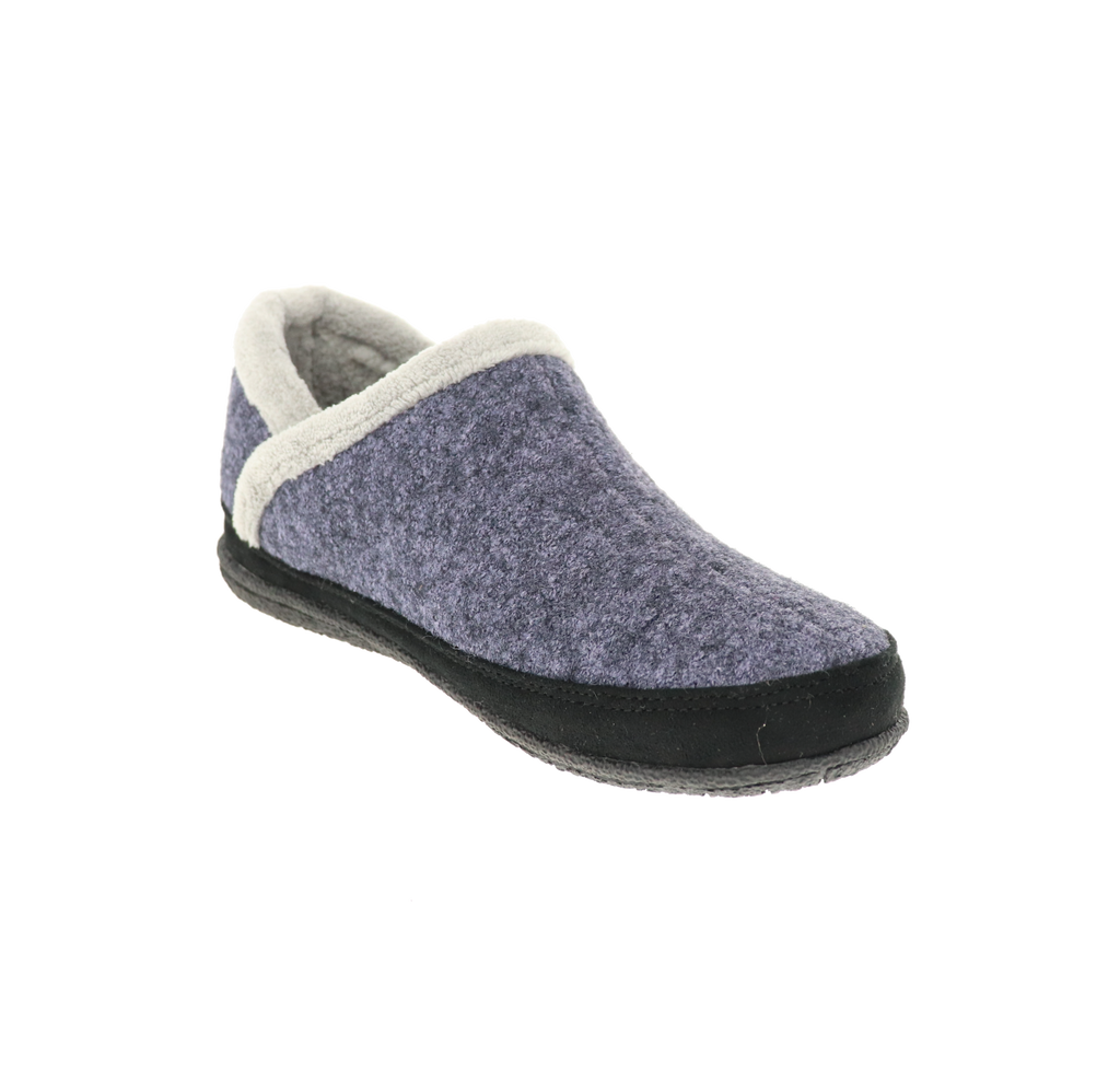 Riley Steel Blue Slipper