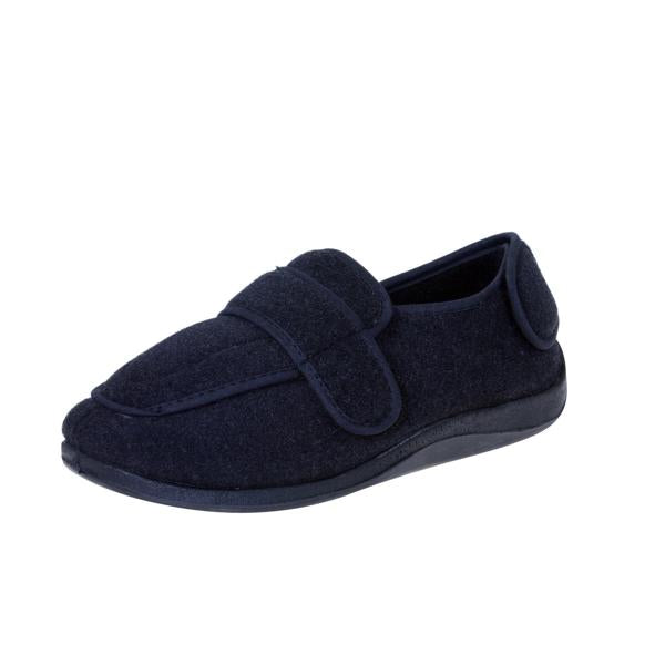 Physician L Charcoal Slipper