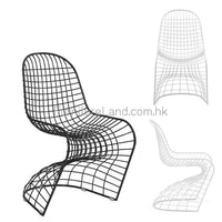 Dining Chair: Dc34 Chairs