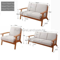 Sofa: S27 Sofas (1/2/3 Seater)