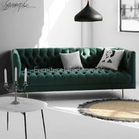 Sofa: S66-1 Sofas (1 Seater)