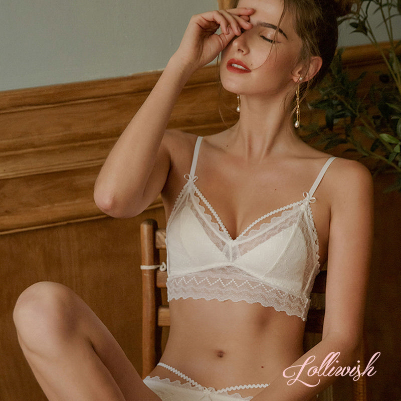 Ms Love Strings Bralette Set (Available in 3 colors)