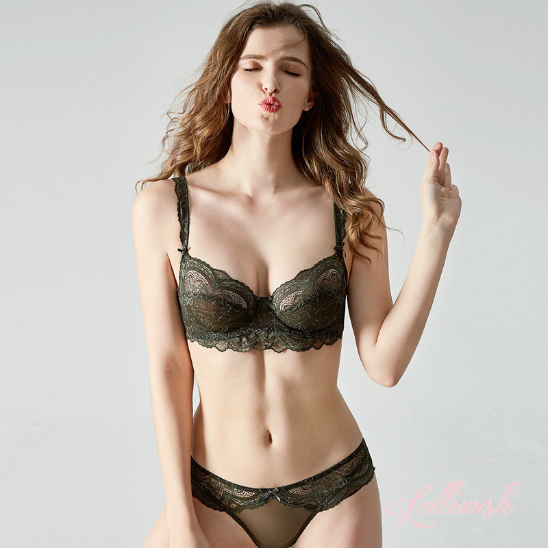 Forest Kiss Bra Set