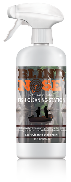 Natural Cleaner Fish Cleaning Station