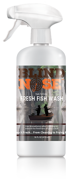 Natural Fresh Fish Wash