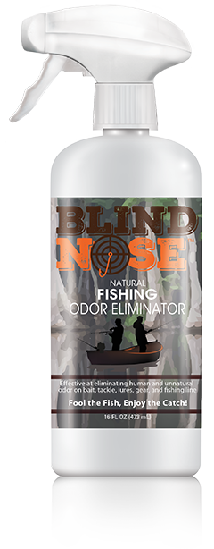 Natural Fishing Odor Eliminator