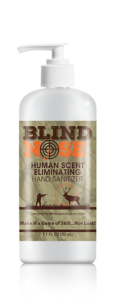 Human Scent Eliminating Hand Sanitizer
