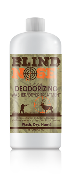 Natural Deodorizing Washer/Dryer Treatment