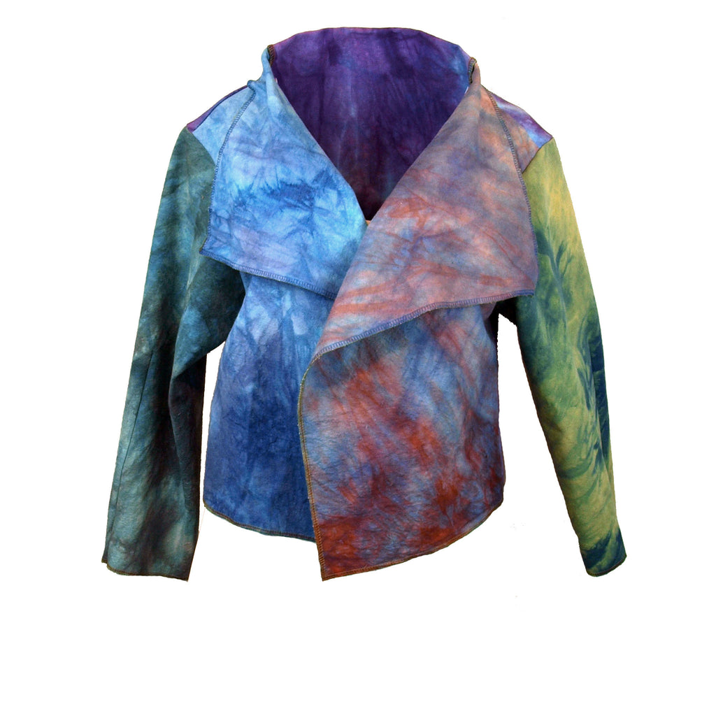 Jacket of Many Colors