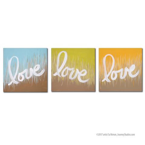 Love, love, love- special price for grouping