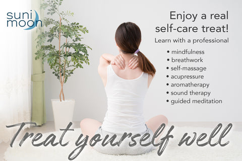 Treat yourself well!- self-care online workshop