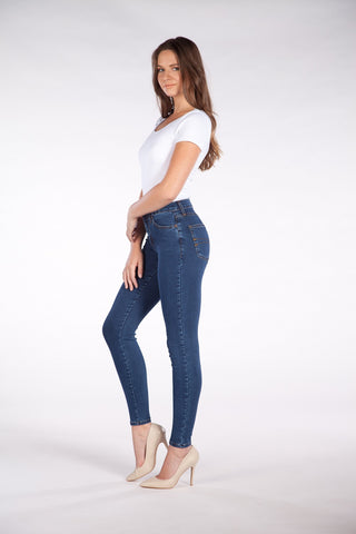 246972618b Second Denim Yoga Jeans