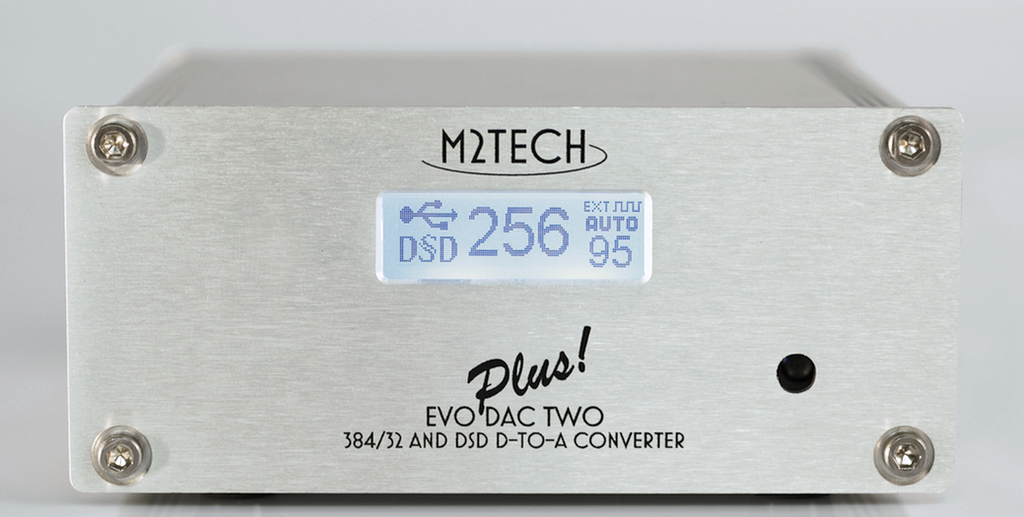 EVO DAC 2 Plus with clock input, I2s output and remote *new*