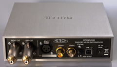 Young DSD, (PCM, DXD, DSD128 DAC/Pre-amp w/remote)