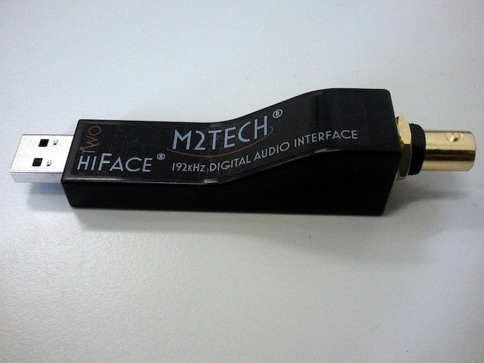 HiFace2 USB to SPDIF Converter BNC Output