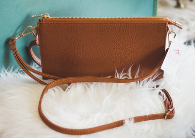 Structured Cross Body Purse