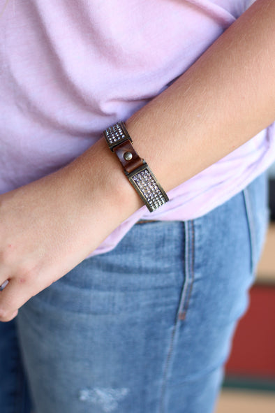 Two Faced Rebel Bracelet