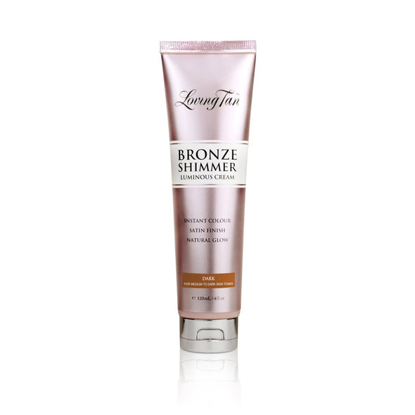 Loving Tan Bronze Luminous Cream: Dark