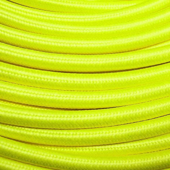 Cable Redondo Amarillo