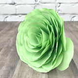 Camellia Paper Flower in Customizable Colors