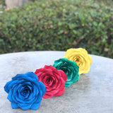 Book Page Paper Rose - Colors are Customizable