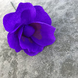 Crepe Paper Pansy