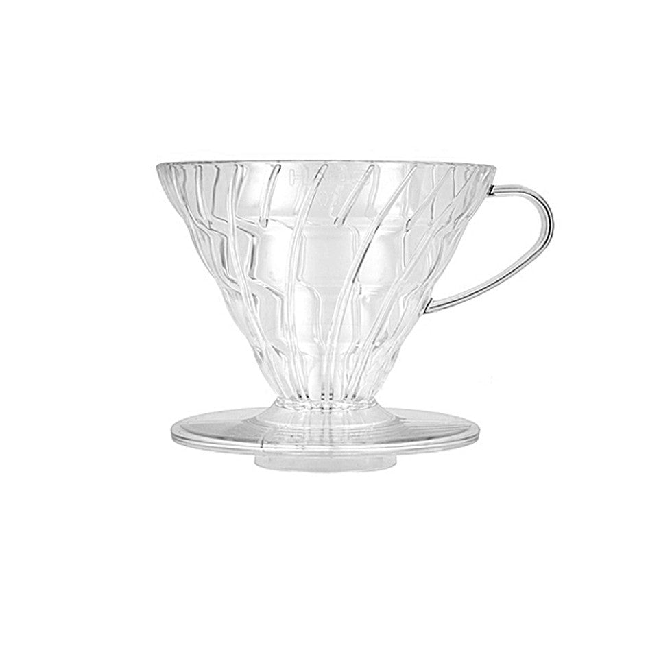 V60 dripper Clear plastic 01/02