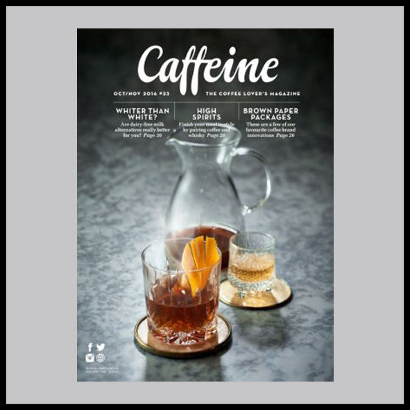 Caffeine - the coffee lover's magazine Vol.23
