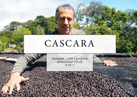 Cascara Los Lajones Estate - Panama