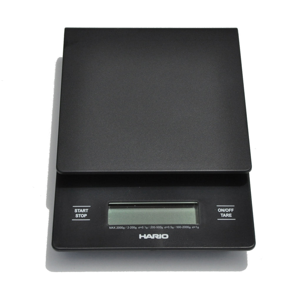 Drip Scale Black Harrio