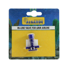 Algarde In-Line Valve for 6mm Airline